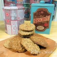 Especial de Verão: Cookies de Banana com Aveia